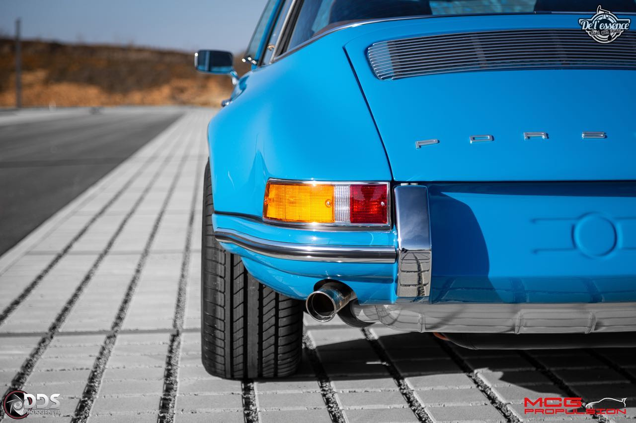 Porsche 911 Targa Backdating... MCG is back ! 6