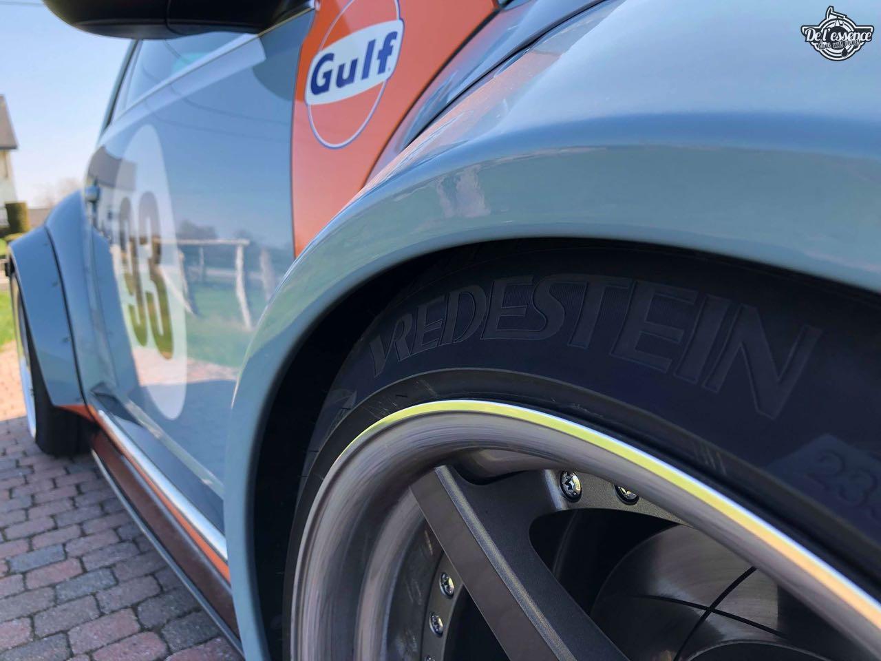 VW Beetle Gulf - Une Gulf, c'est mieux qu'une Golf ! 48