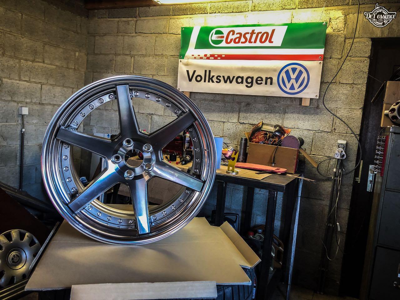 VW Beetle Gulf - Une Gulf, c'est mieux qu'une Golf ! 47