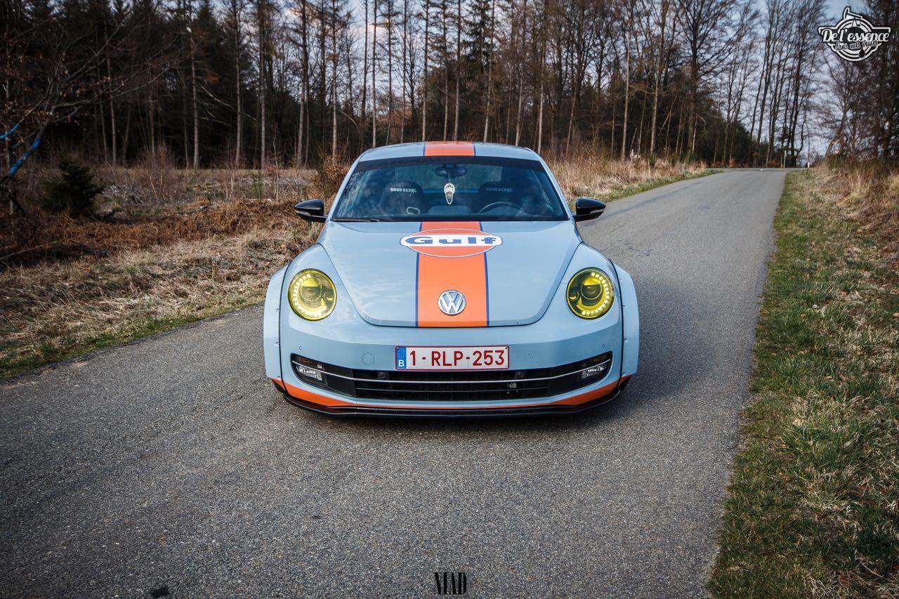 VW Beetle Gulf - Une Gulf, c'est mieux qu'une Golf ! 45