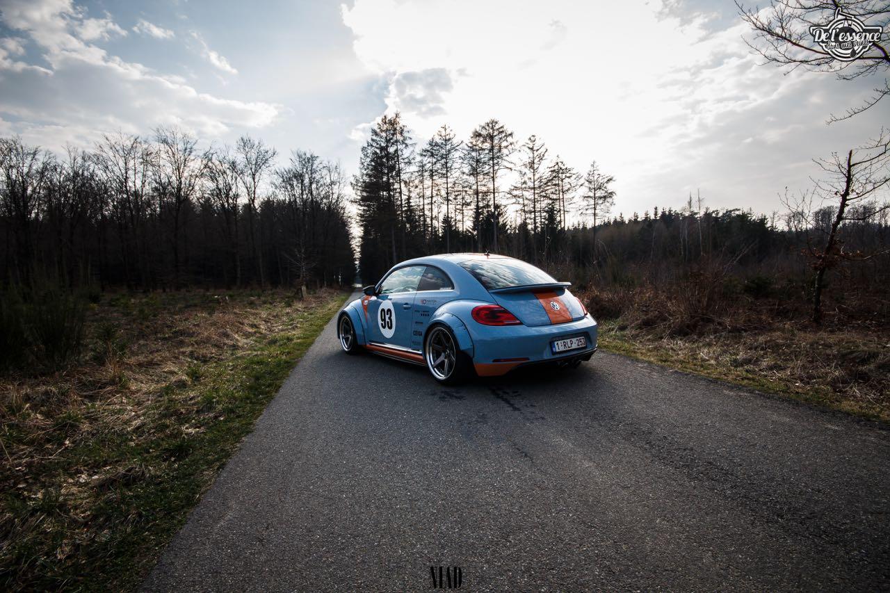 VW Beetle Gulf - Une Gulf, c'est mieux qu'une Golf ! 44