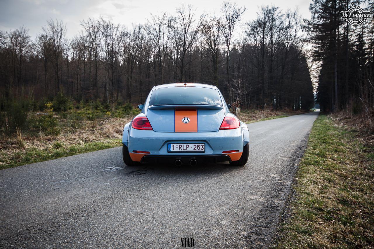 VW Beetle Gulf - Une Gulf, c'est mieux qu'une Golf ! 43
