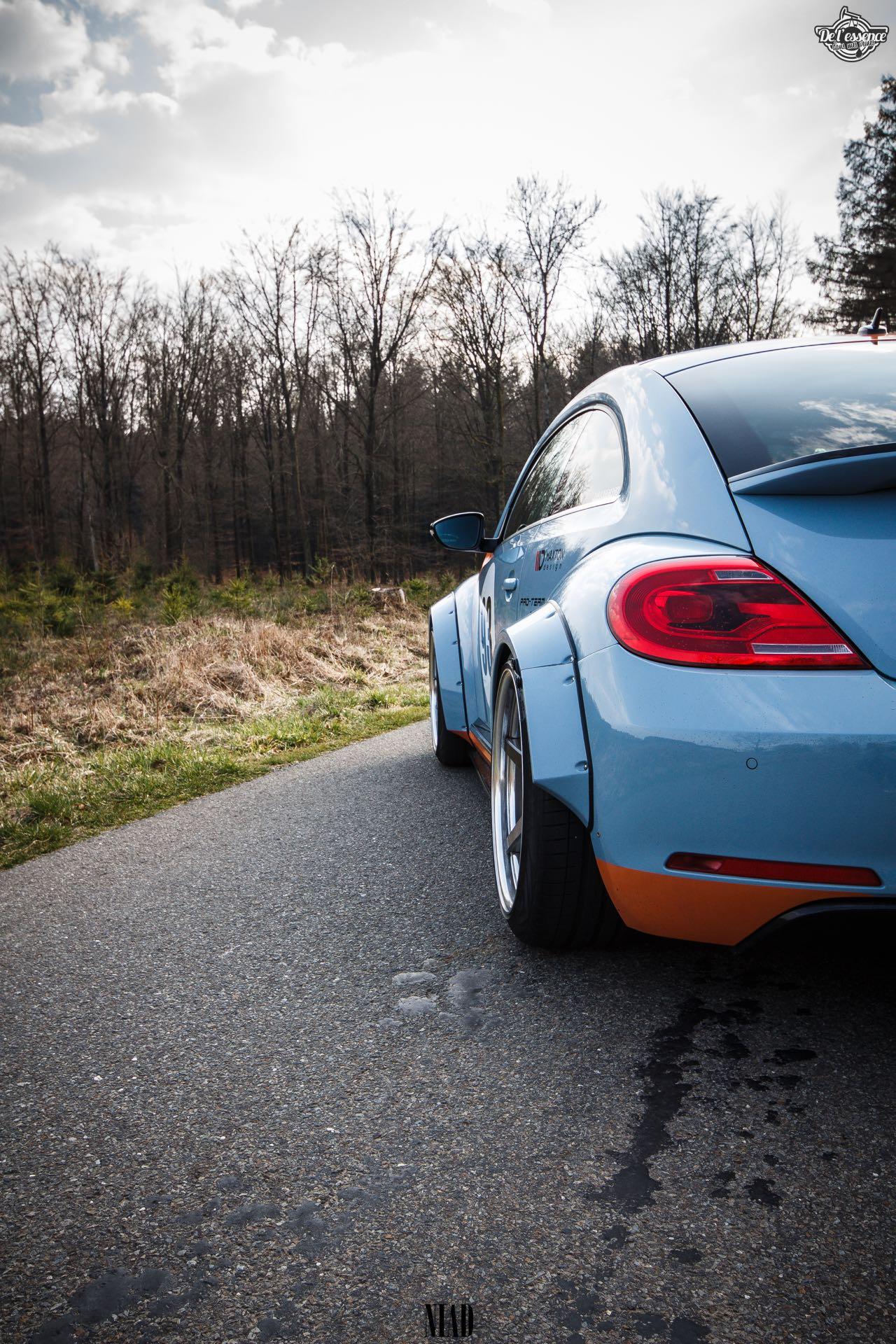 VW Beetle Gulf - Une Gulf, c'est mieux qu'une Golf ! 42