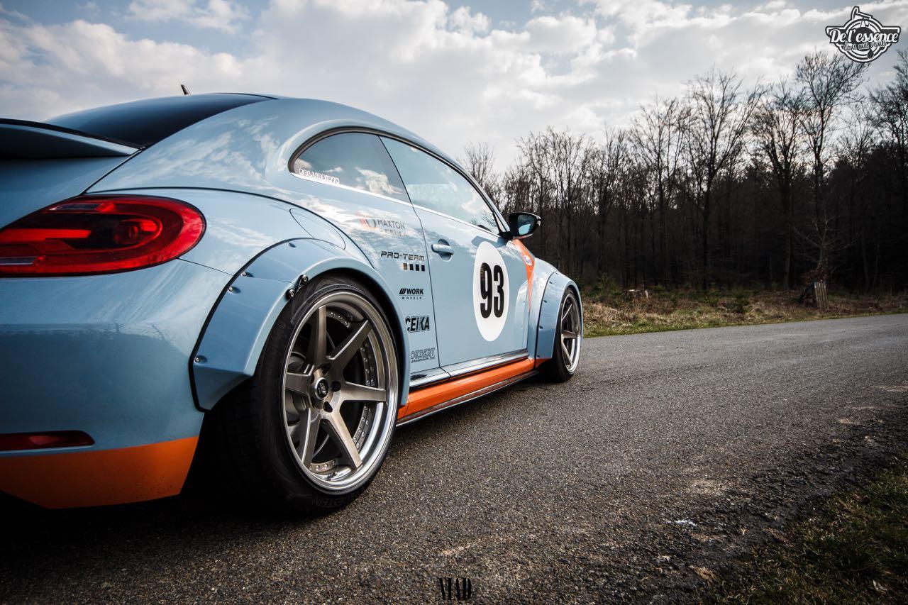 VW Beetle Gulf - Une Gulf, c'est mieux qu'une Golf ! 41