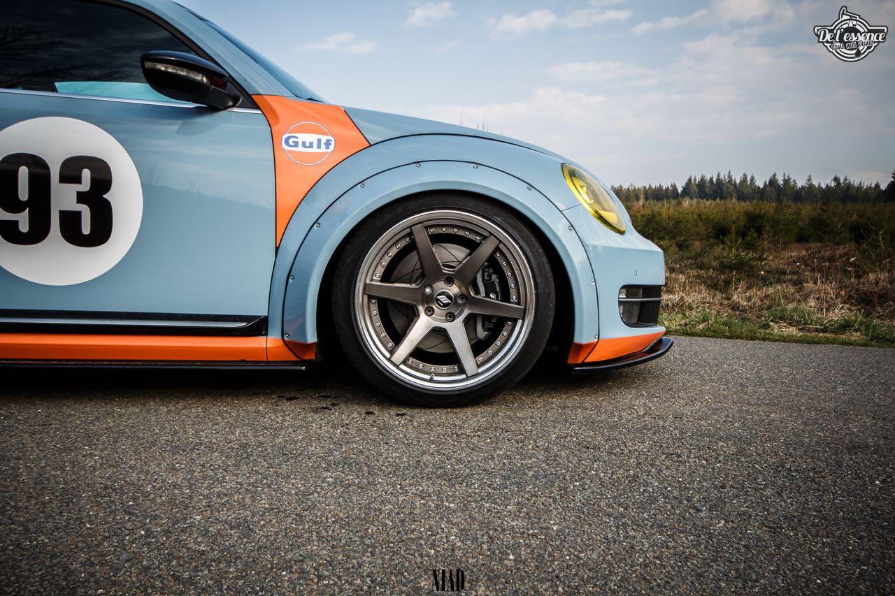 VW Beetle Gulf - Une Gulf, c'est mieux qu'une Golf ! 46