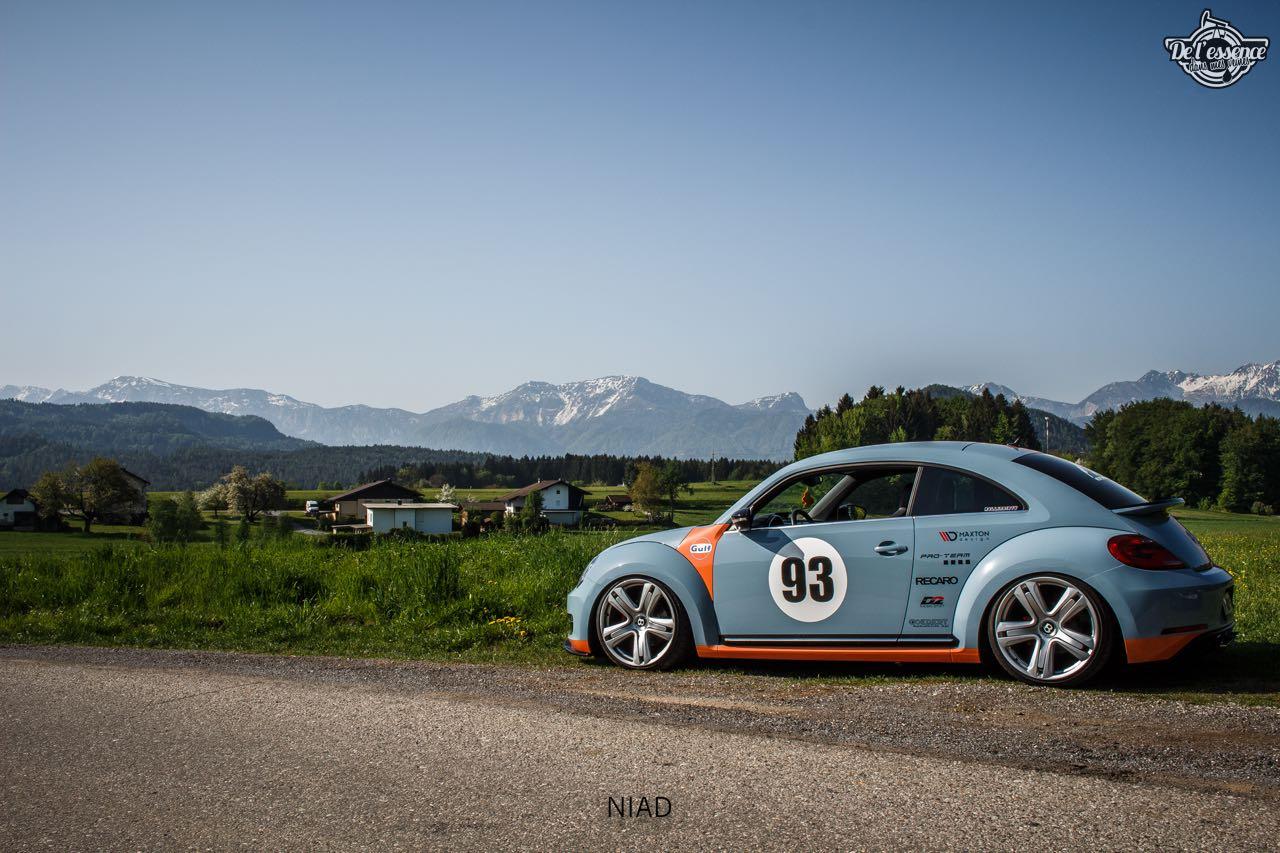 VW Beetle Gulf - Une Gulf, c'est mieux qu'une Golf ! 38