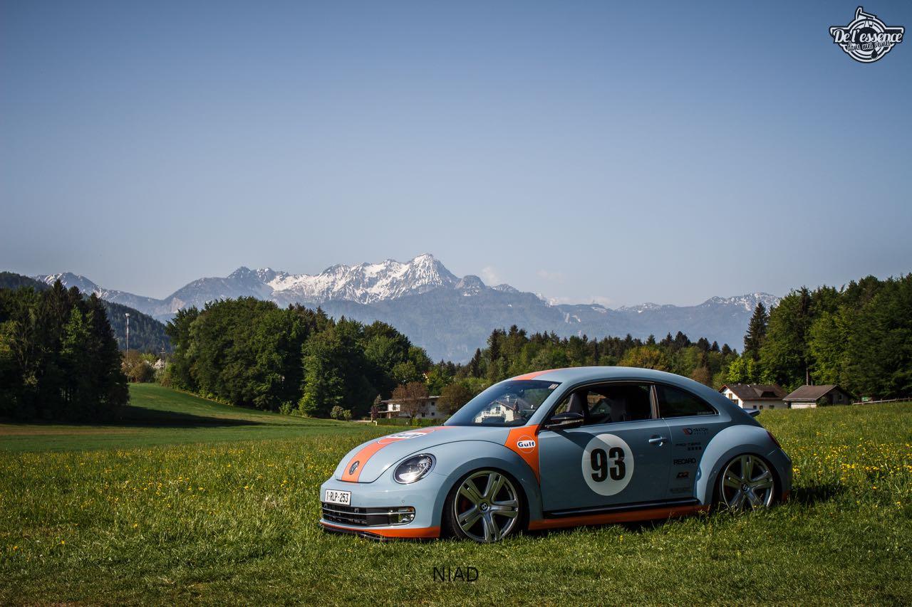 VW Beetle Gulf - Une Gulf, c'est mieux qu'une Golf ! 37