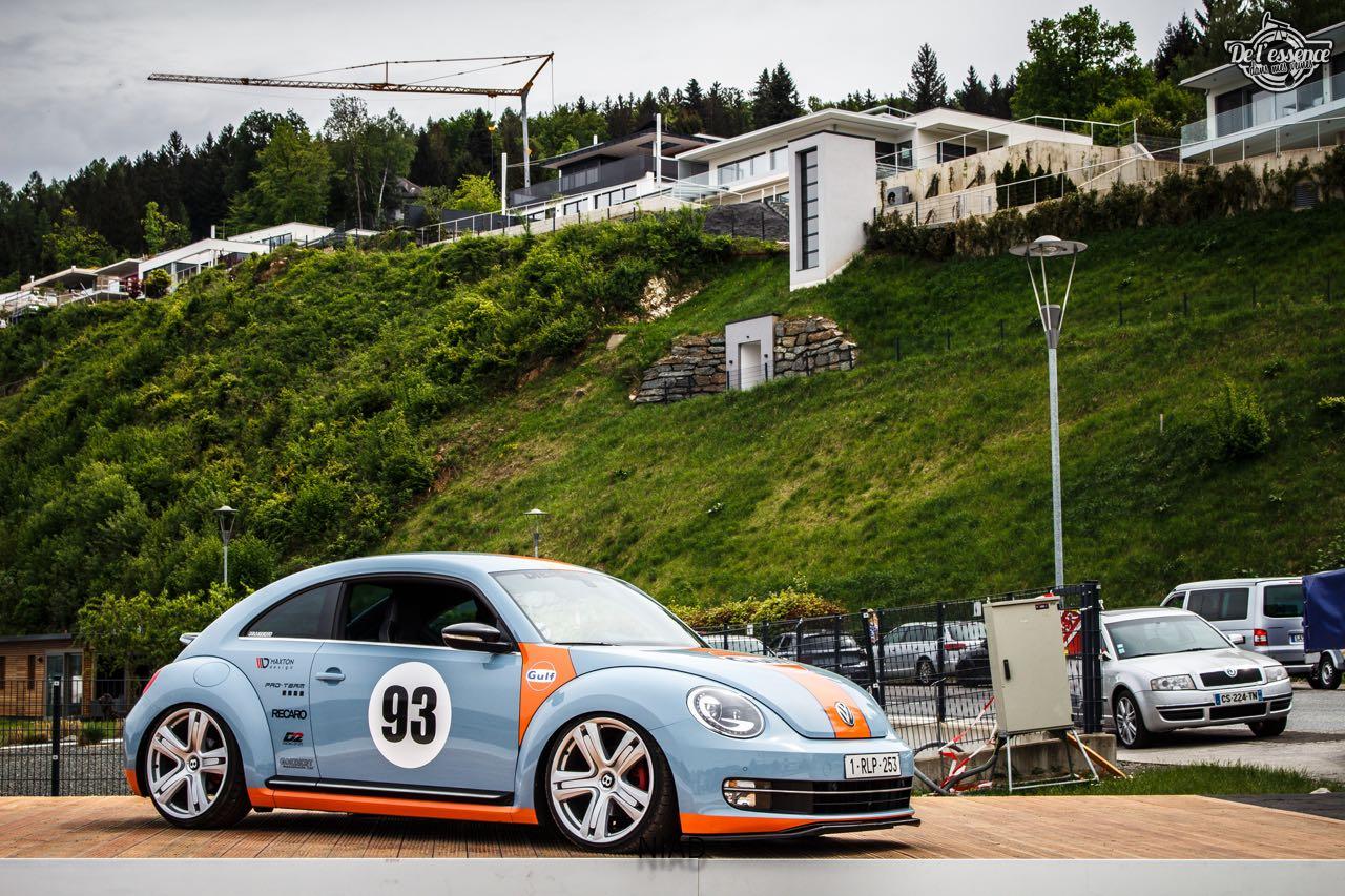 VW Beetle Gulf - Une Gulf, c'est mieux qu'une Golf ! 33
