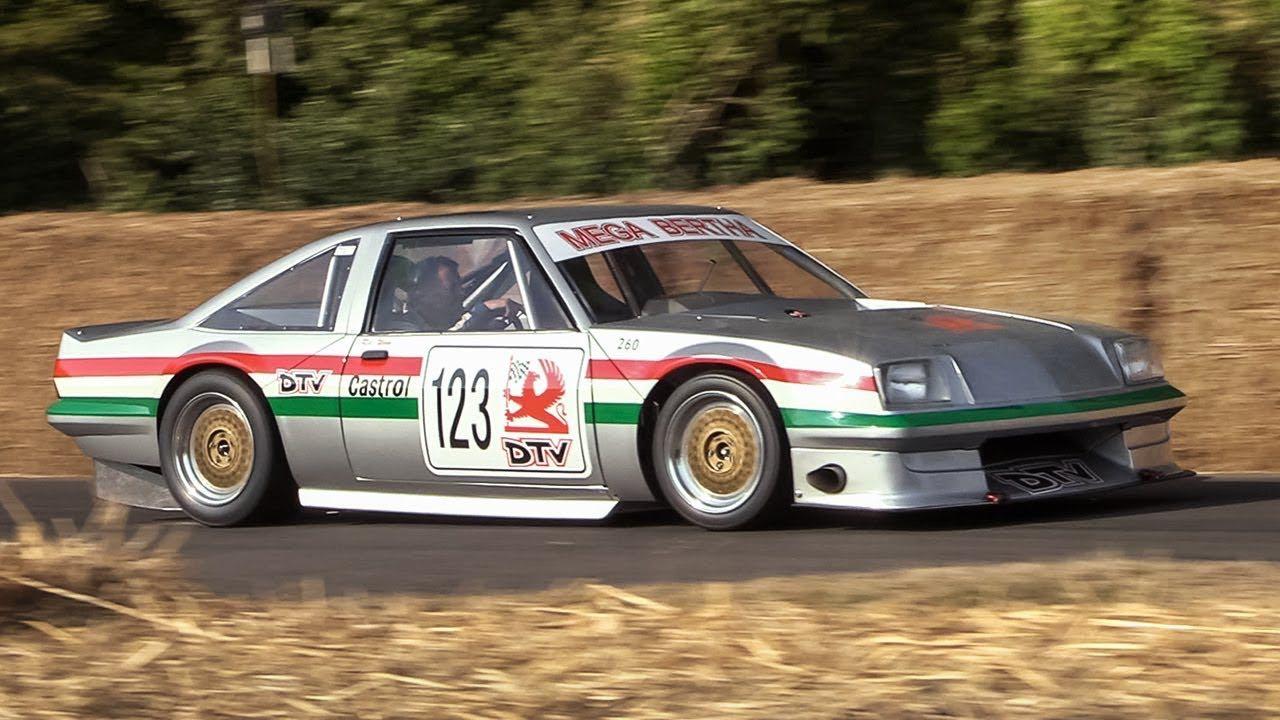 "Engine Sound : Vauxhall Cavalier Mk1 ""Mega Bertha""... Action ! 1"