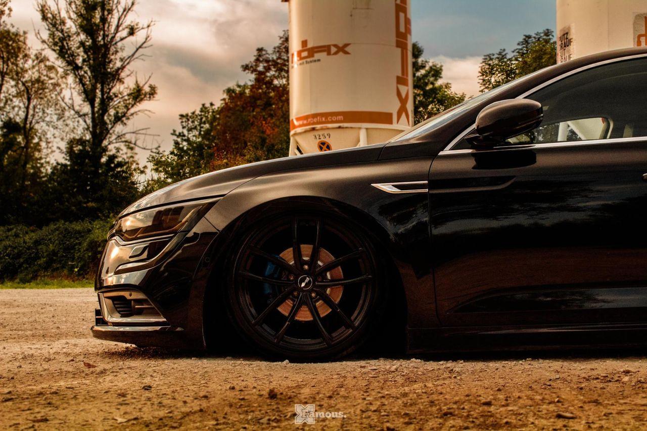 Audi A6 & Renault Talisman posées... Comme de chemise ! 7