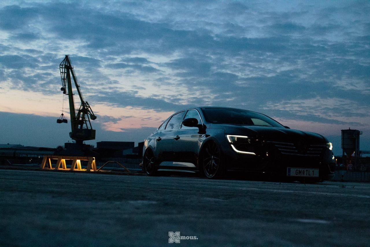 Audi A6 & Renault Talisman posées... Comme de chemise ! 4