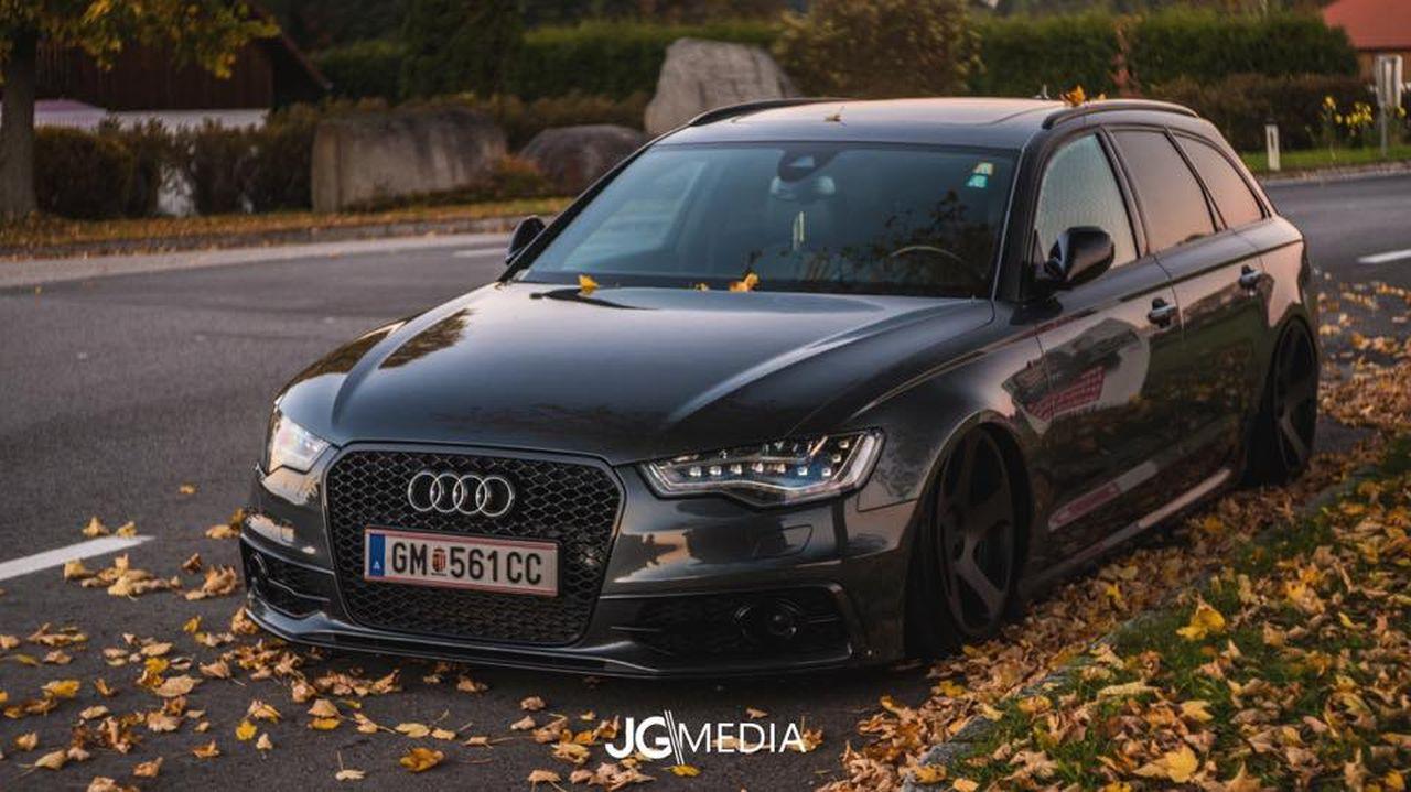 Audi A6 & Renault Talisman posées... Comme de chemise ! 3