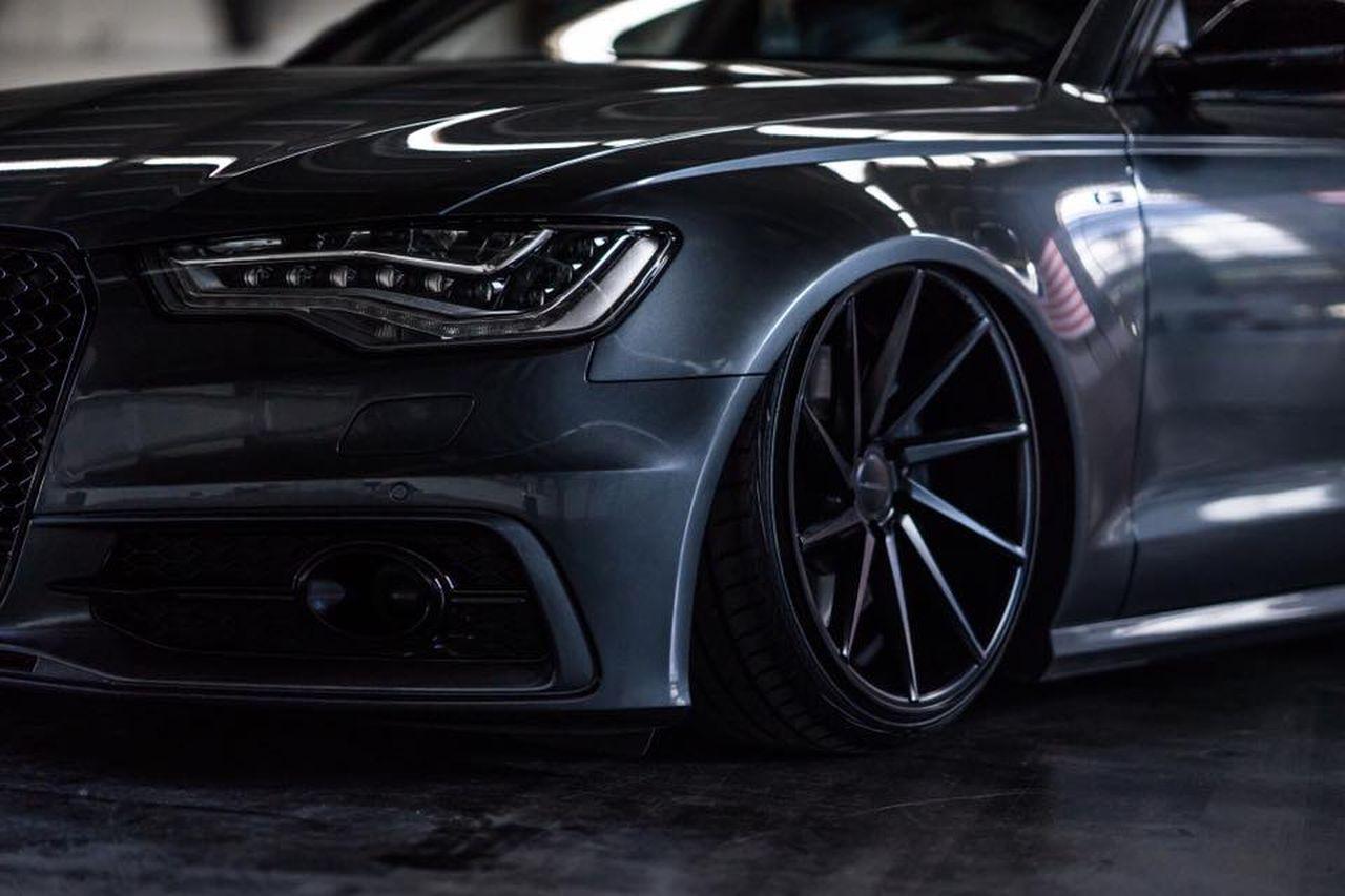 Audi A6 & Renault Talisman posées... Comme de chemise ! 1