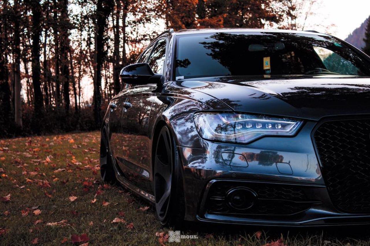 Audi A6 & Renault Talisman posées... Comme de chemise ! 2