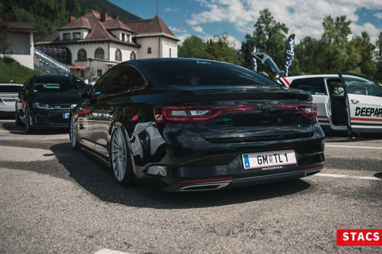 Audi A6 & Renault Talisman posées... Comme de chemise ! 6