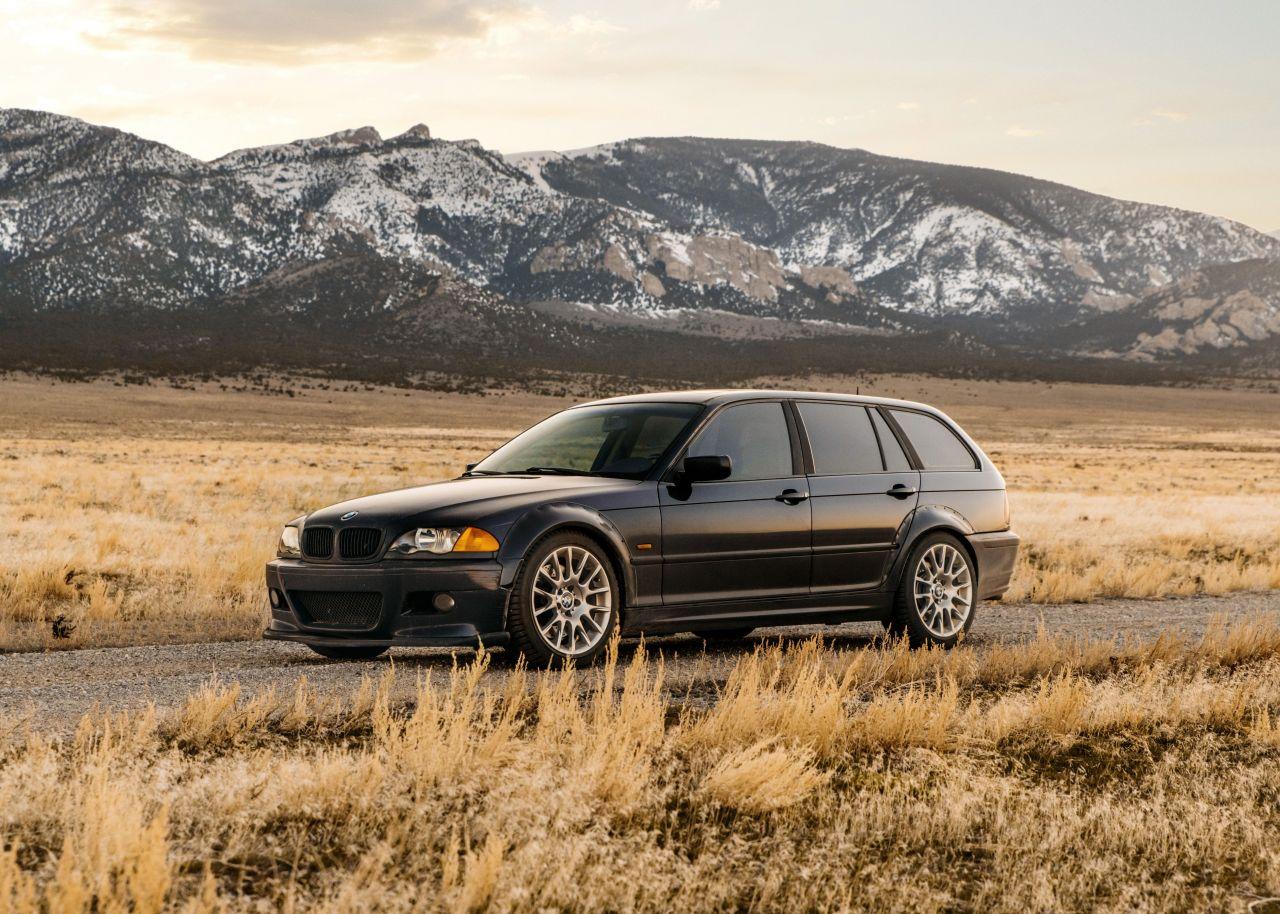 BMW E46 Touring swap M3 & XDrive - Pourquoi ils ne l'ont pas produite ?! 23