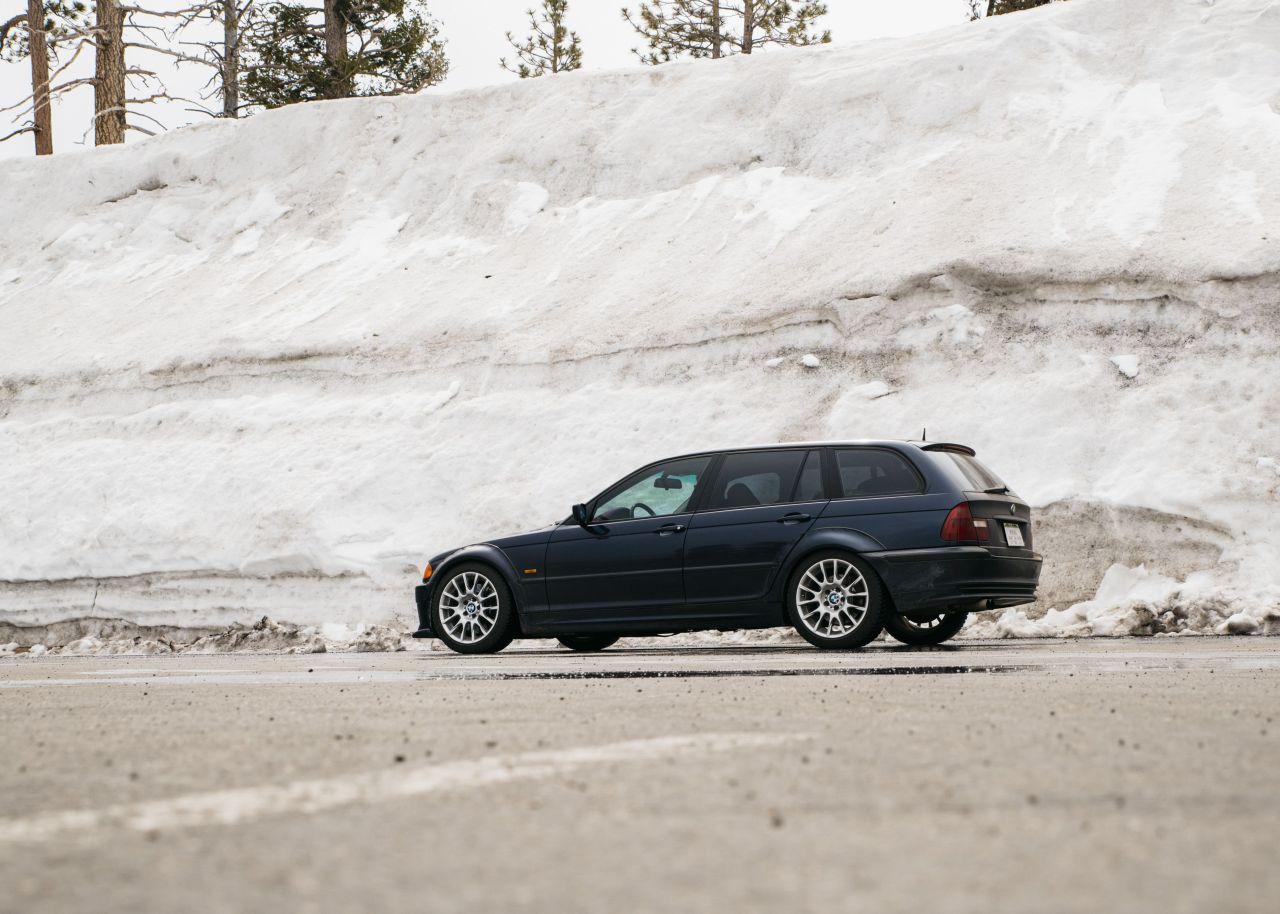 BMW E46 Touring swap M3 & XDrive - Pourquoi ils ne l'ont pas produite ?! 17
