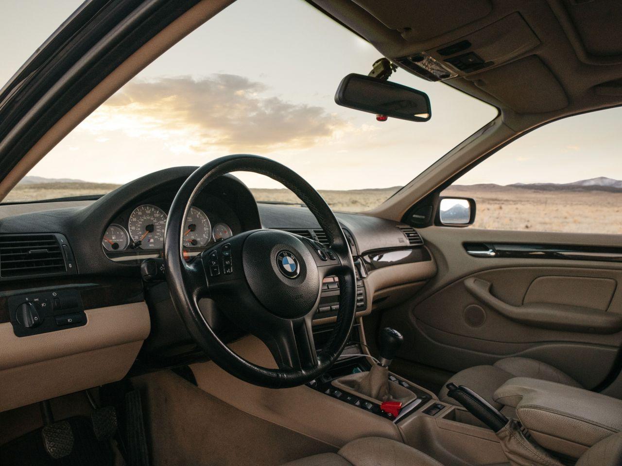 BMW E46 Touring swap M3 & XDrive - Pourquoi ils ne l'ont pas produite ?! 22