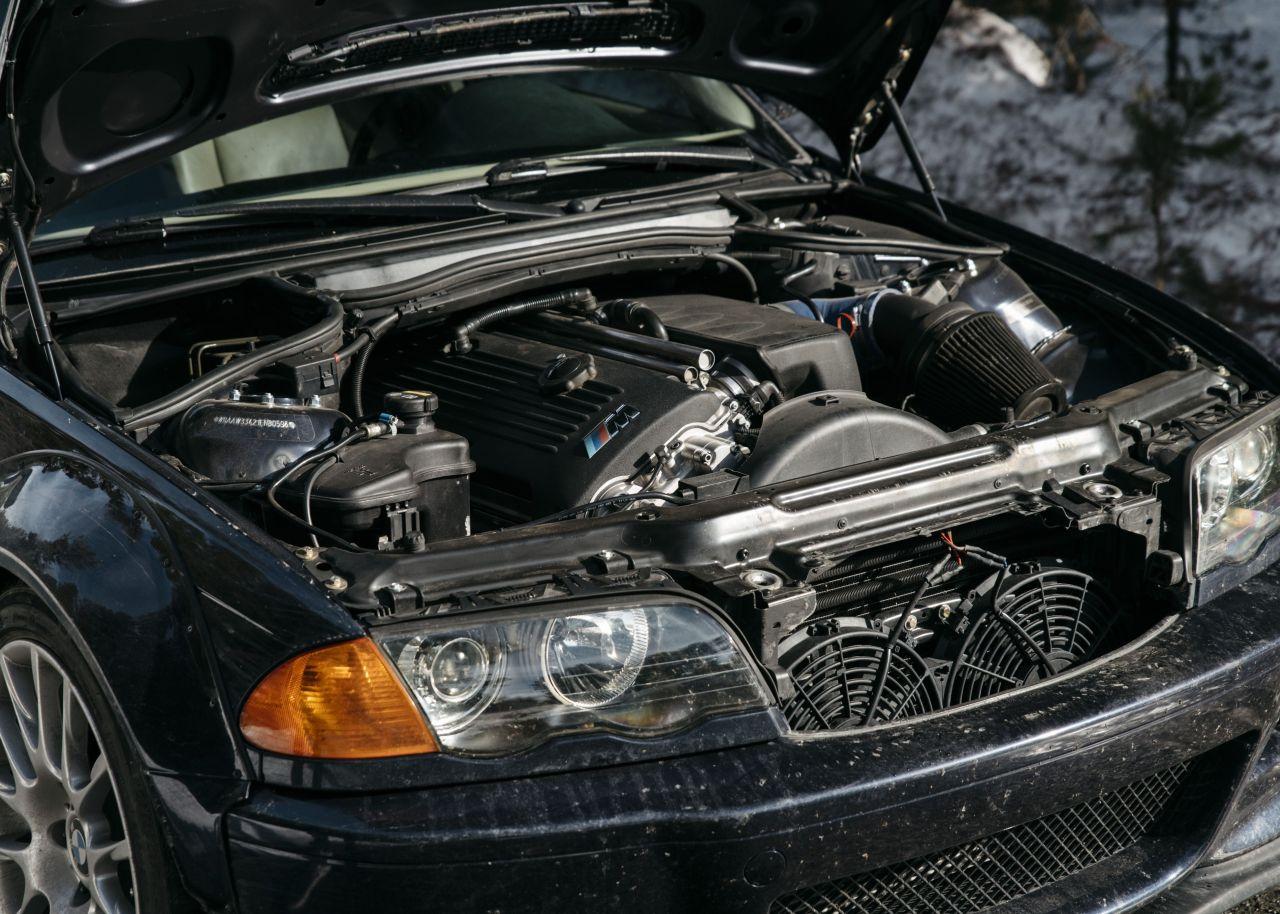 BMW E46 Touring swap M3 & XDrive - Pourquoi ils ne l'ont pas produite ?! 21