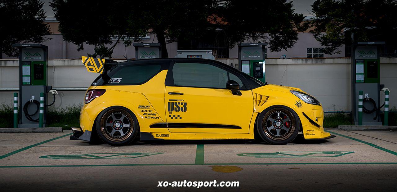 Citroën DS3 sous stéroïdes... Ma femme va gueuler ! 2