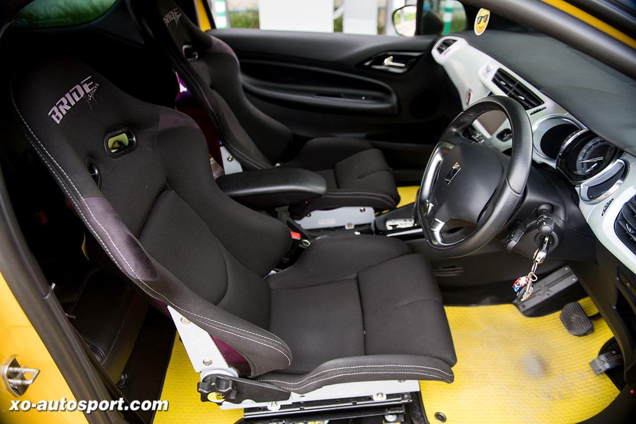 Citroën DS3 sous stéroïdes... Ma femme va gueuler ! 7
