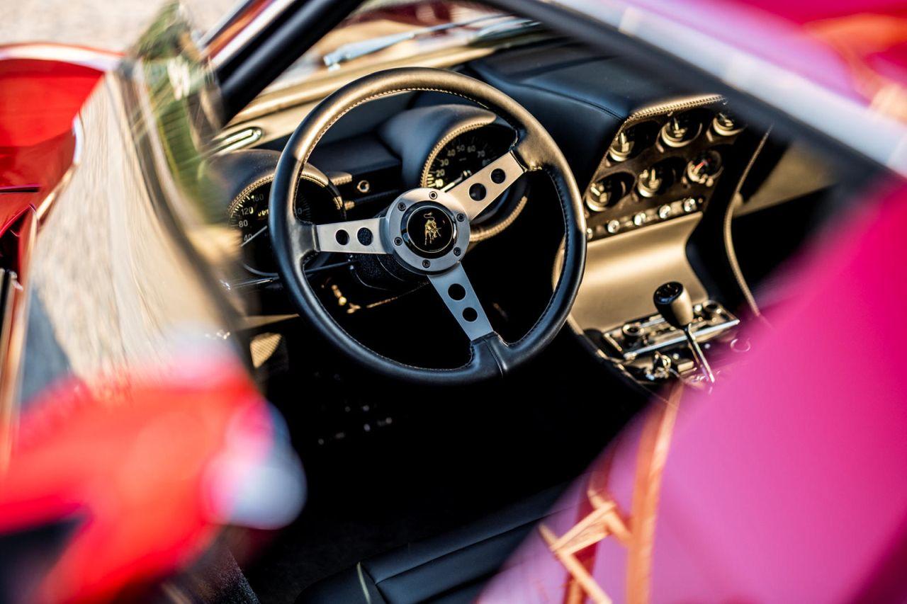 La Lamborghini Miura SV de Jean Todt - Sous la Tour Eiffel ! 4