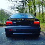 La BMW E39 de François : 22 v'la les bleus ! 17