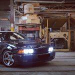 La BMW E39 de François : 22 v'la les bleus ! 15