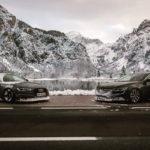 Audi A6 & Renault Talisman posées... Comme de chemise !