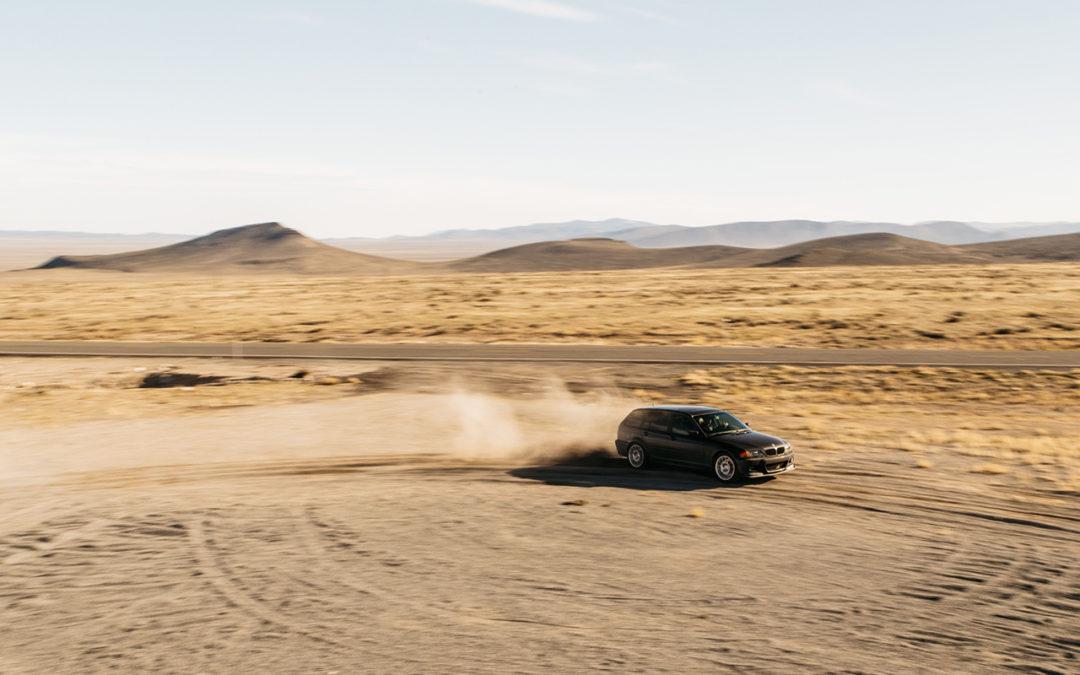 BMW E46 Touring swap M3 & XDrive – Pourquoi ils ne l'ont pas produite ?!