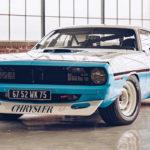 Plymouth HemiCuda 1970 - Curiosité Française !