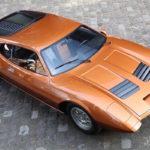AMC AMX/3... La plus européenne des américaines !