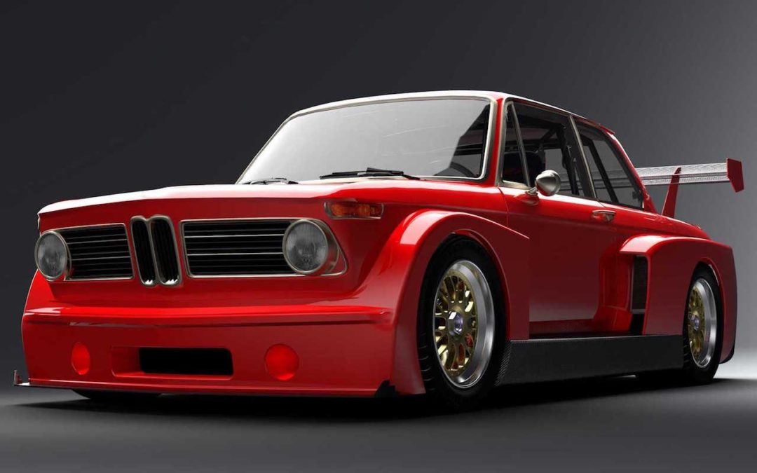 BMW 2002 Gruppe5 Motorsport – 800 ch dans la mamie !