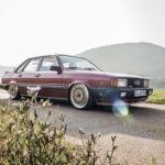 Bagged Audi 80 B2... Porn !