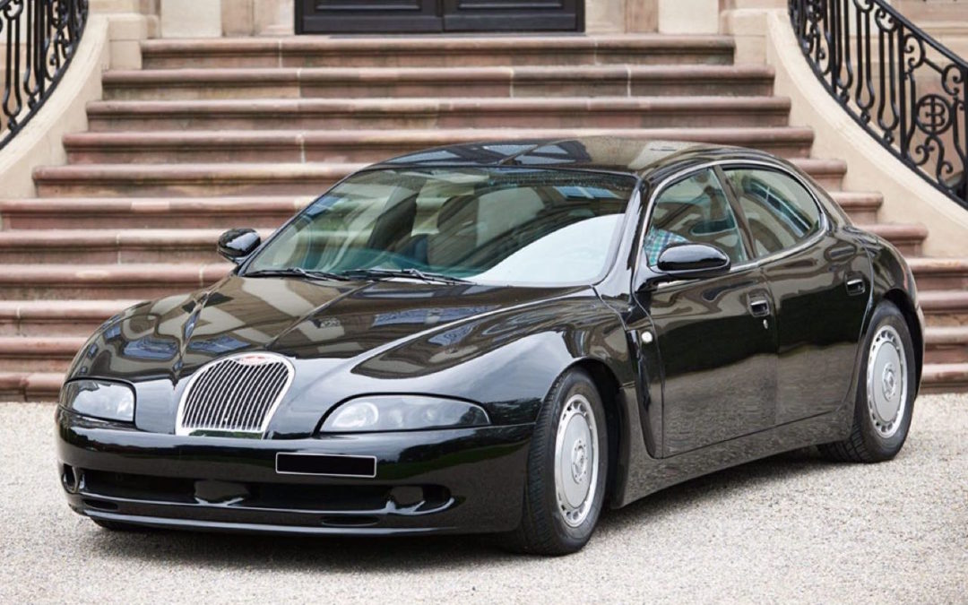 Bugatti EB112… Il était deux fois !