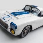 '60 Corvette C1... Les V8 débarquent aux 24h du Mans !