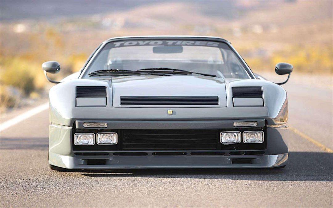 Ferrari 328 BB3X8 FDP par Casil Motors… Drôle de nom pour une tuerie !