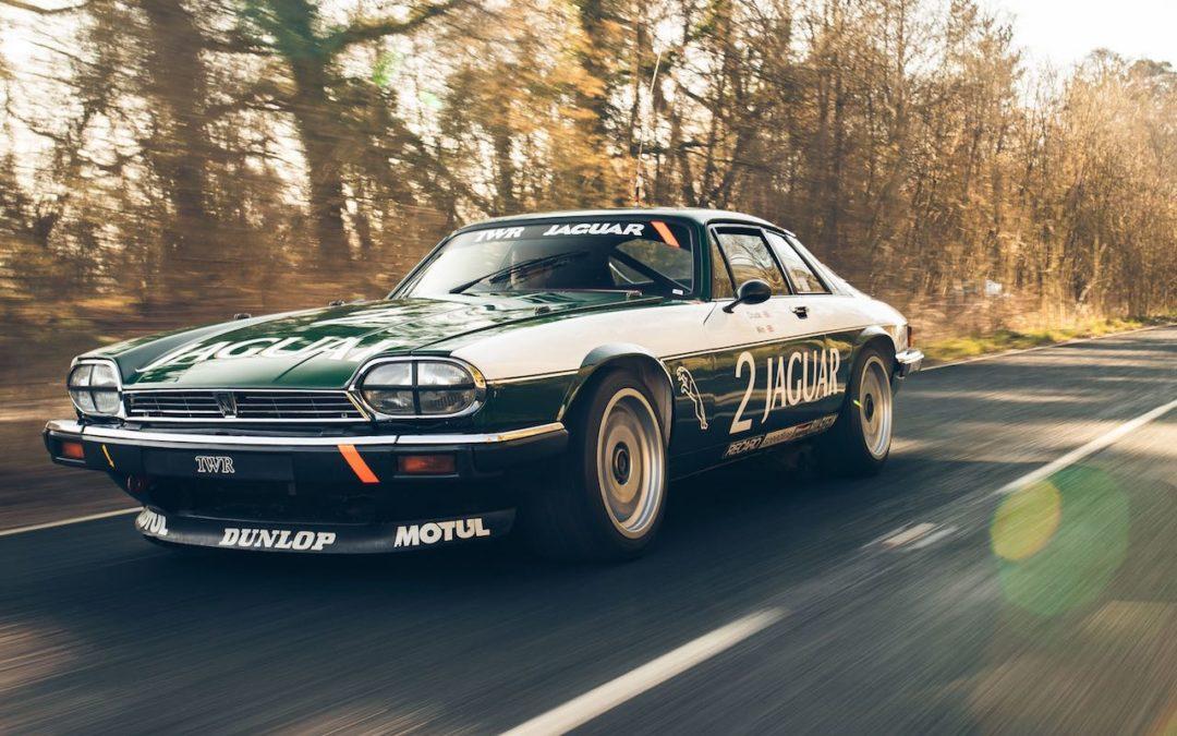 Jaguar XJS TWR… Un V12 dans la course !