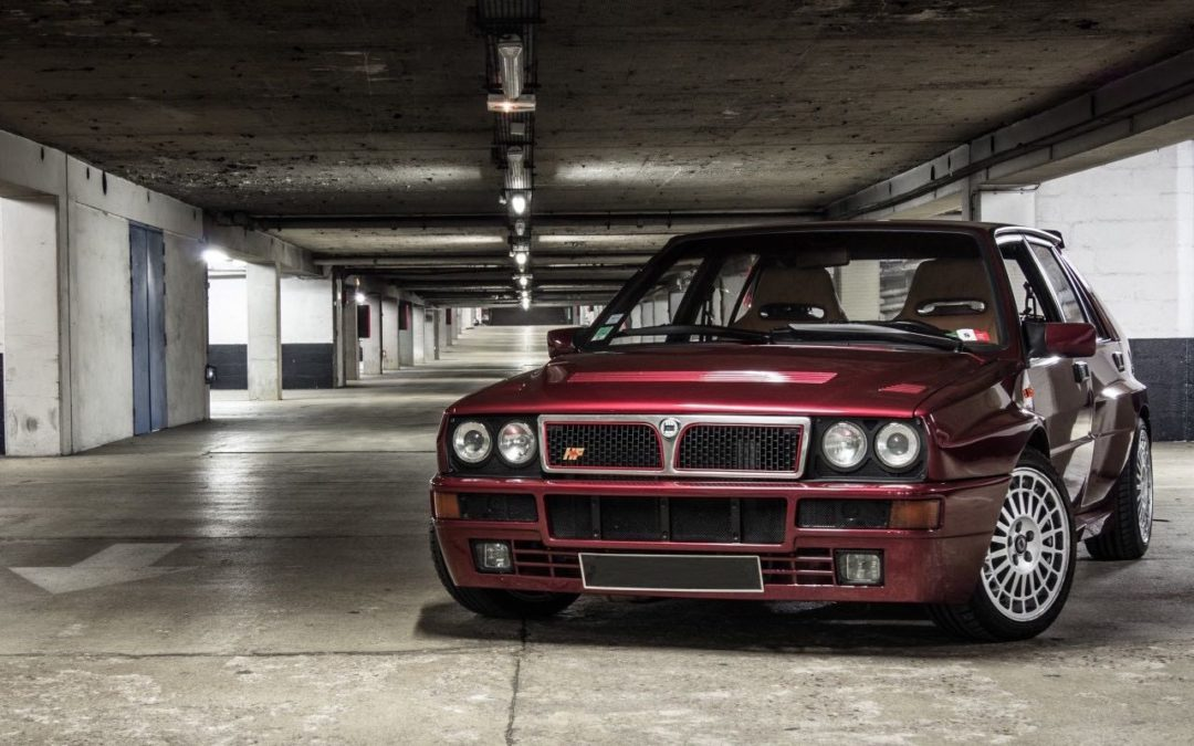 Lancia Delta Evo… La danse des séries limitées !