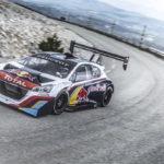 Incontournable : Loeb au Ventoux avec sa 208 T16...