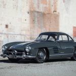 '56 Mercedes 300 SL Gullwing : C'qu'il faut savoir...