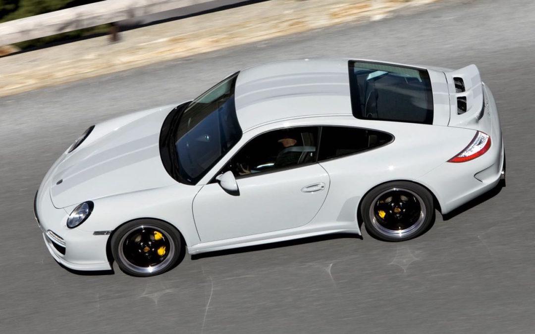Porsche 911 Sport Classic… Avant c'est maintenant !