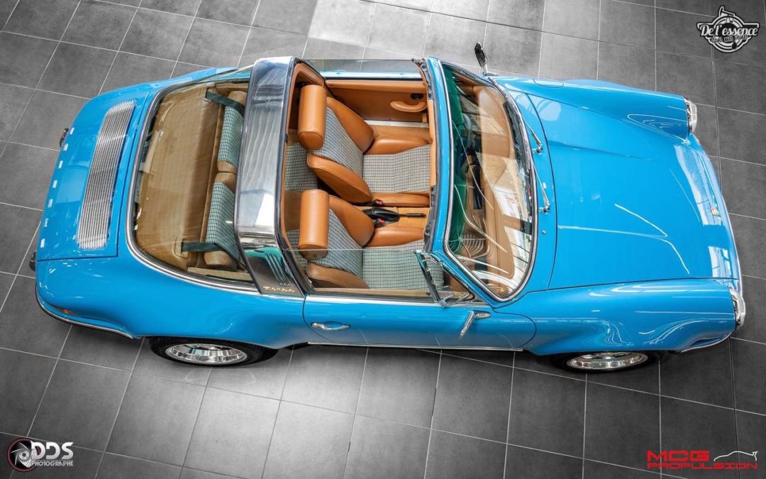 Porsche 911 Targa Backdating… MCG is back !