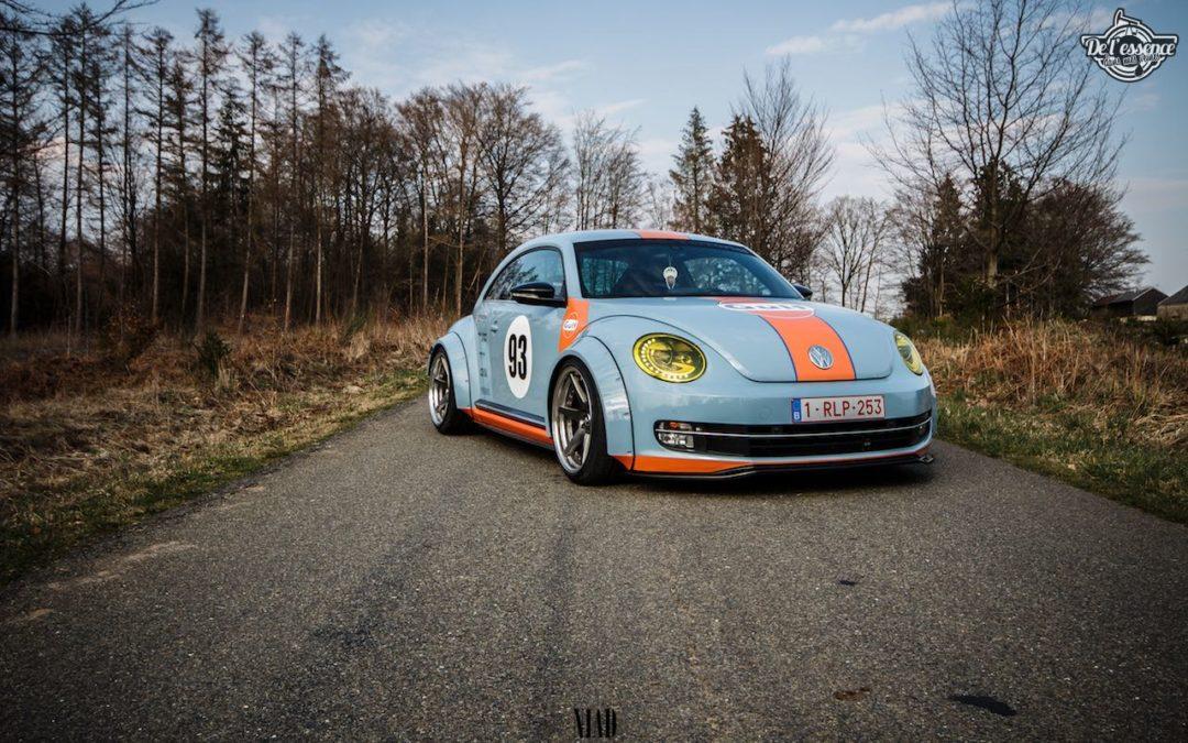 VW Beetle Gulf – Une Gulf, c'est mieux qu'une Golf !