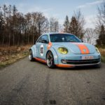 VW Beetle Gulf - Une Gulf, c'est mieux qu'une Golf !
