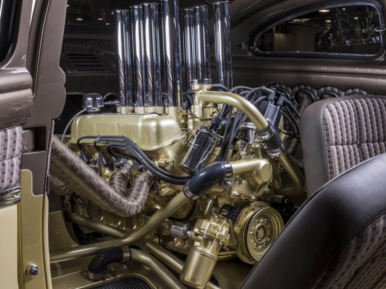 '56 Beetle Berlin Buick... Un V8 sur la banquette ! 4