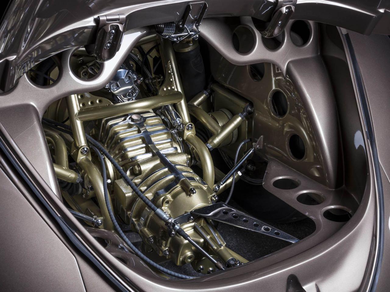 '56 Beetle Berlin Buick... Un V8 sur la banquette ! 7