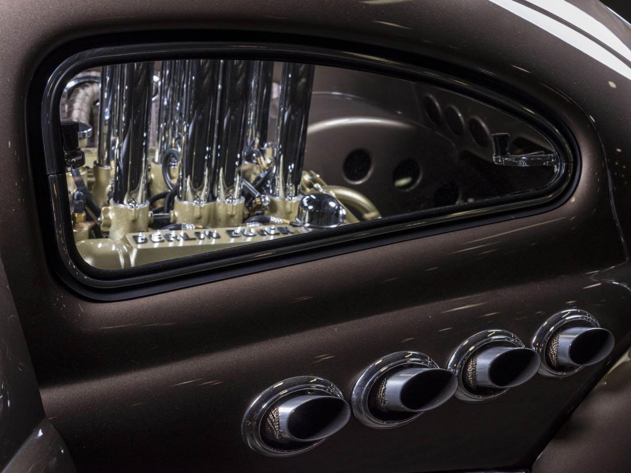 '56 Beetle Berlin Buick... Un V8 sur la banquette ! 10
