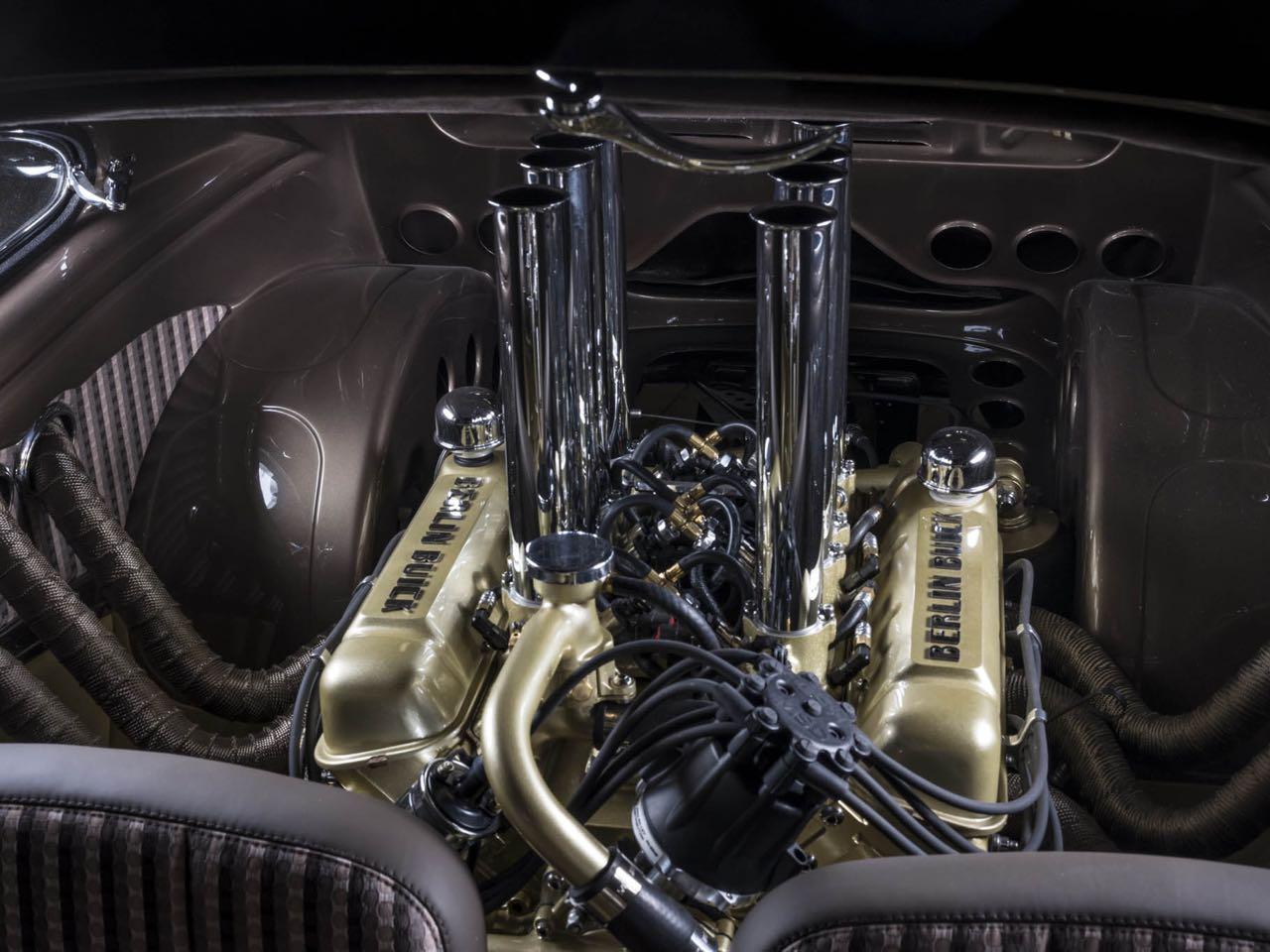 '56 Beetle Berlin Buick... Un V8 sur la banquette ! 15