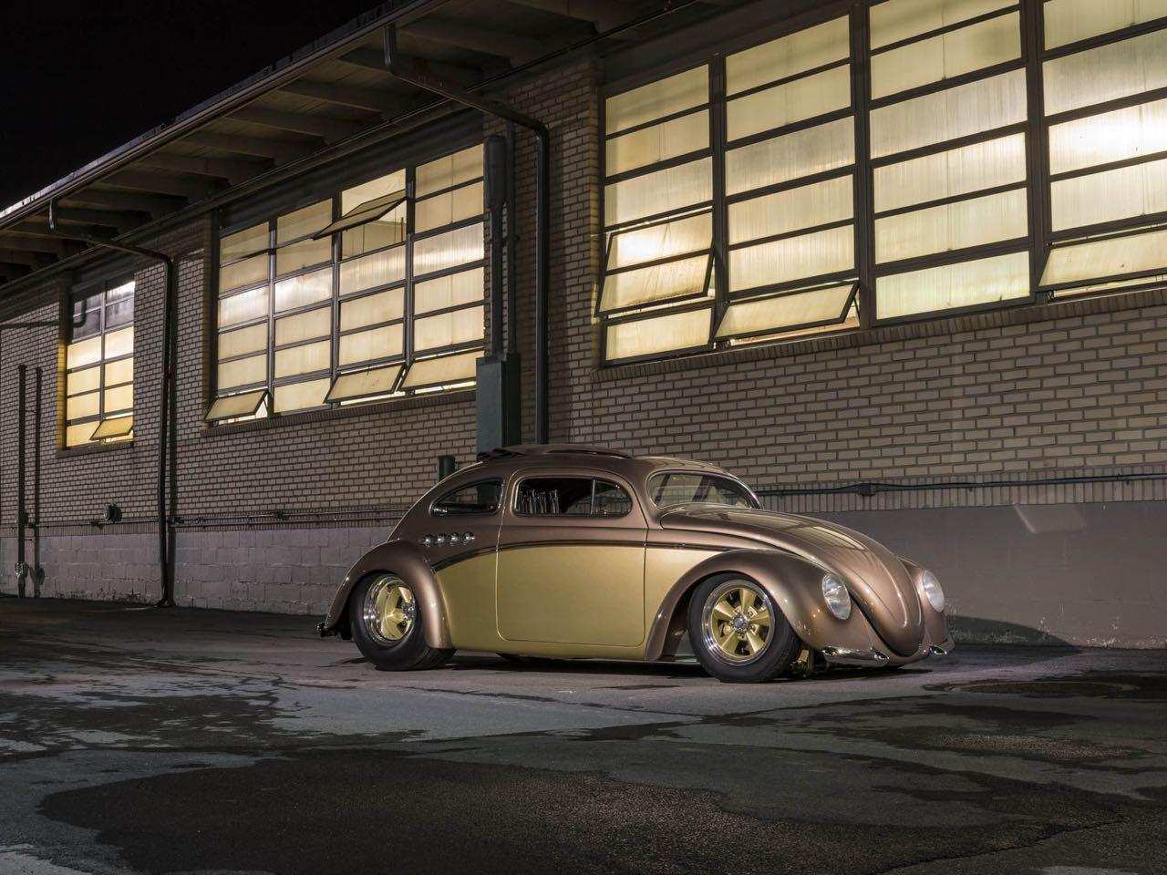 '56 Beetle Berlin Buick... Un V8 sur la banquette ! 12